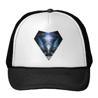 The Wings Of Anthropolis ISO Trucker Hat