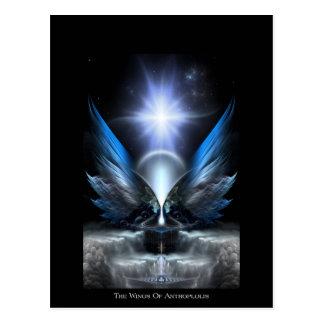 The Wings Of Anthropolis Postcard