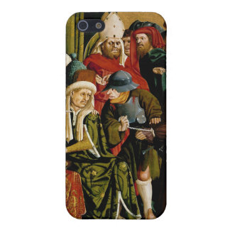 The Wings of the Wurzach Altar by Hans Multscher Covers For iPhone 5