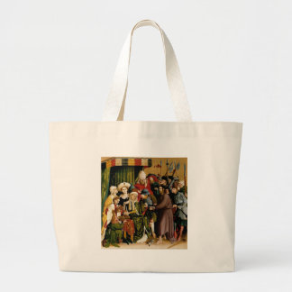 The Wings of the Wurzach Altar by Hans Multscher Jumbo Tote Bag