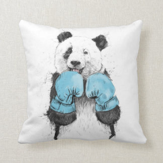 the winner throw pillow
