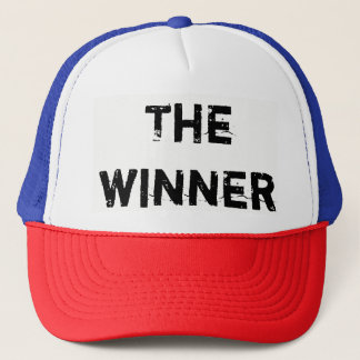 The winner. trucker hat