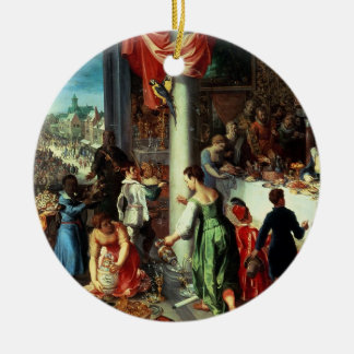The Winter Feast, Gathering at the Bavarian State Christmas Ornament