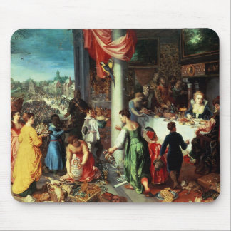 The Winter Feast, Gathering at the Bavarian State Mouse Pads