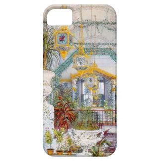 The Winter Garden of Empress Alexandra Fyodorovna iPhone 5 Case