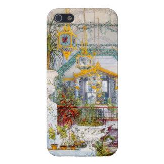 The Winter Garden of Empress Alexandra Fyodorovna iPhone 5/5S Cases