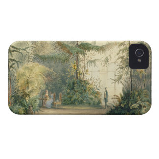 The Winter Garden of the Hofburg Palace, Vienna, 1 iPhone 4 Case