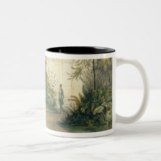 The Winter Garden of the Hofburg Palace, Vienna, 1 Two-Tone Mug