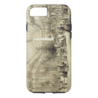 The Winter Garden, published by Auguste Bry (litho iPhone 8/7 Case
