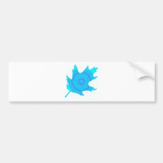 The Winter Oak Bumper Sticker