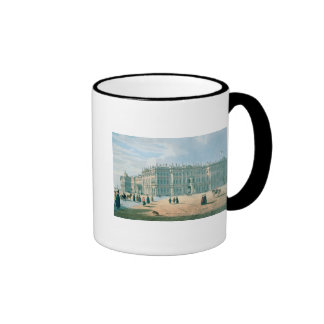 The Winter Palace as seen from Palace Passage Ringer Mug
