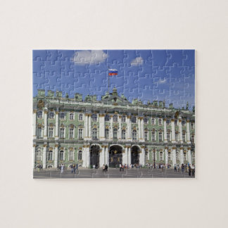 The Winter Palace, St Petersburg, Russia (RF) Jigsaw Puzzle