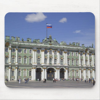 The Winter Palace, St Petersburg, Russia (RF) Mouse Pad