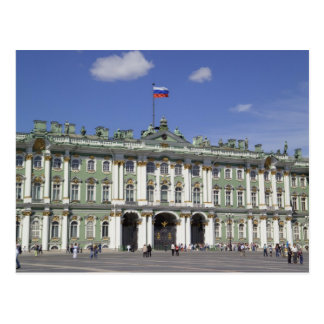The Winter Palace, St Petersburg, Russia (RF) Postcard