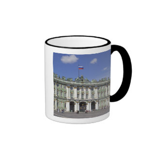 The Winter Palace, St Petersburg, Russia (RF) Ringer Mug