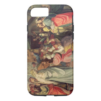 The Wise and Foolish Virgins iPhone 8/7 Case