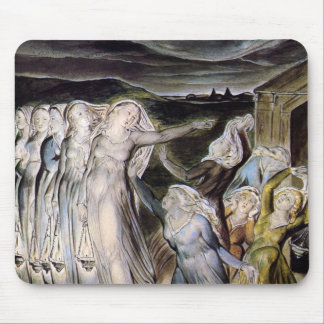 The Wise and Foolish Virgins Mouse Pad