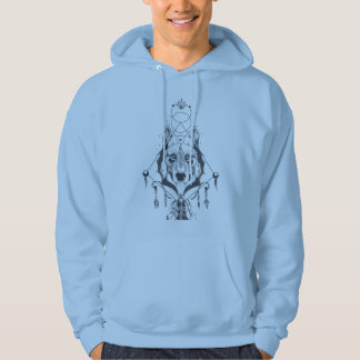 The Wise Dog Hoodie