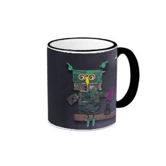 The Wise Owl Mug
