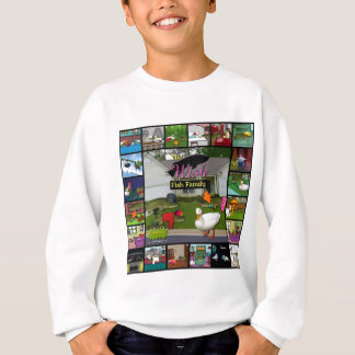 The Wish Fish Family Collage Shirt