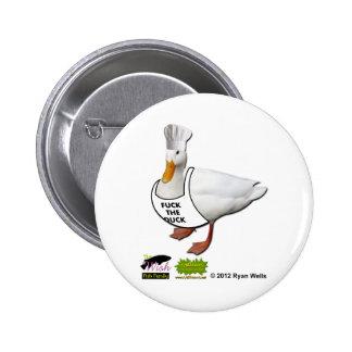 The Wish Fish Family - Duck Bill Button