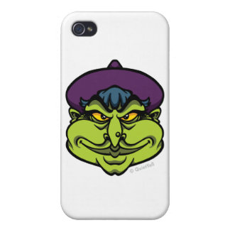The Witch Cover For iPhone 4