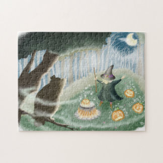 """The witch"" Jigsaw Puzzle"