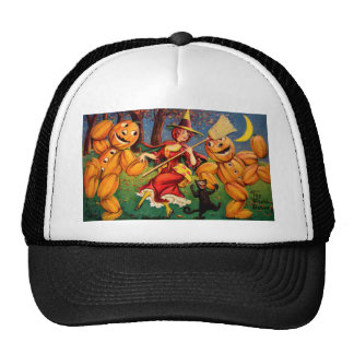 The Witch s Dance Trucker Hats