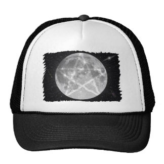 The Witch s Moon Mesh Hat