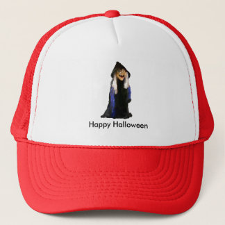 The Witch Trucker Hat
