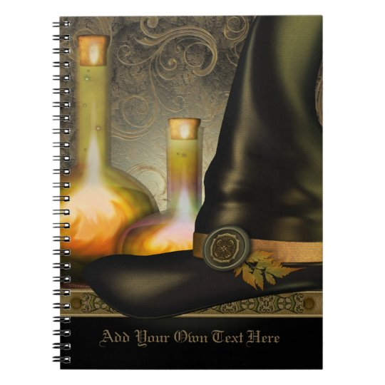 The Witches Hat Personalised Notebooks