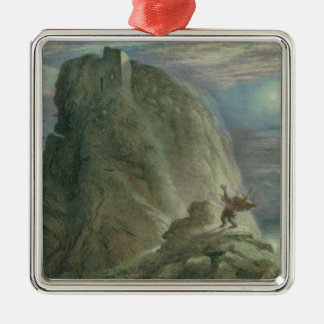 The Witches' Home No.2 Christmas Ornament