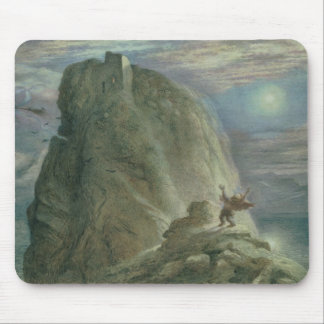 The Witches' Home No.2 Mouse Mat