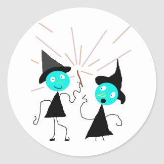 The Witches Line Stickers