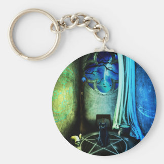 The Witches Room Keychain