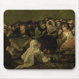 The Witches' Sabbath Mouse Mat
