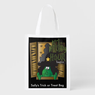 The Witching Hour Begins Market Tote