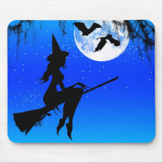 The Witching Hour Mouse Mat