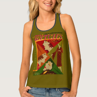 The Witch's Friend November Magazine Tank Top