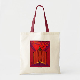 The Witch's Friend October Magazine Tote Bag