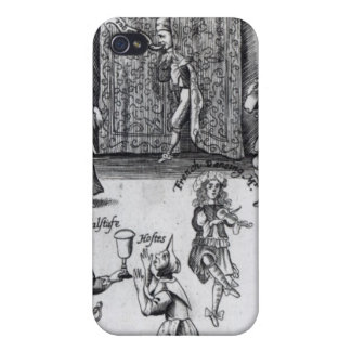 The Wits, or, Sport upon Sport, 1662 Cases For iPhone 4