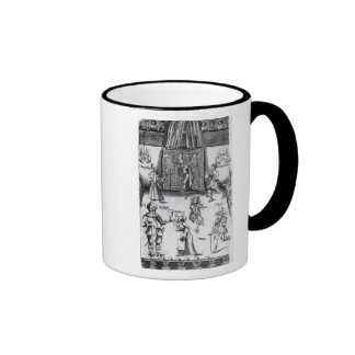 The Wits, or, Sport upon Sport, 1662 Coffee Mug