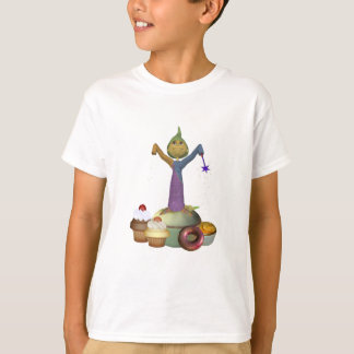 The wizard and the cakes T-Shirt