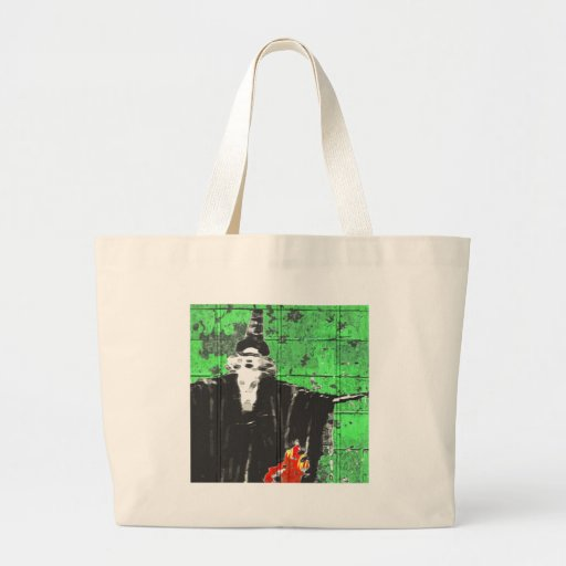 The Wizard Canvas Bag