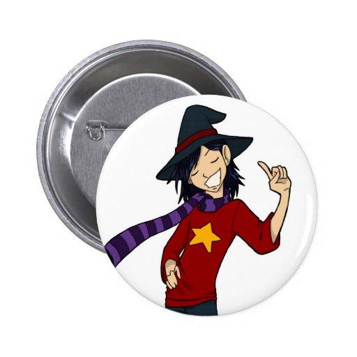 The Wizard Dwayne Button