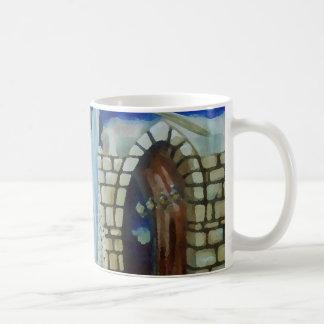 The Wizard Lighting the Night Sky with Power Coffee Mug