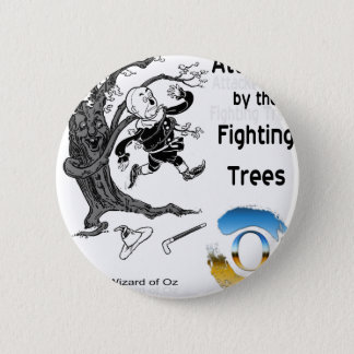 The Wizard of OZ 6 Cm Round Badge
