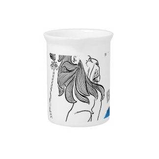 The Wizard of Oz - illustration Pitcher