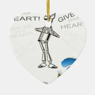 The Wizard of Oz - illustration t-shirt Christmas Ornament