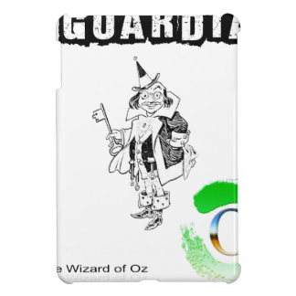 The wizard of OZ - illustration t-shirt iPad Mini Cases